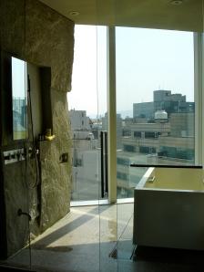 Modern bathroom...