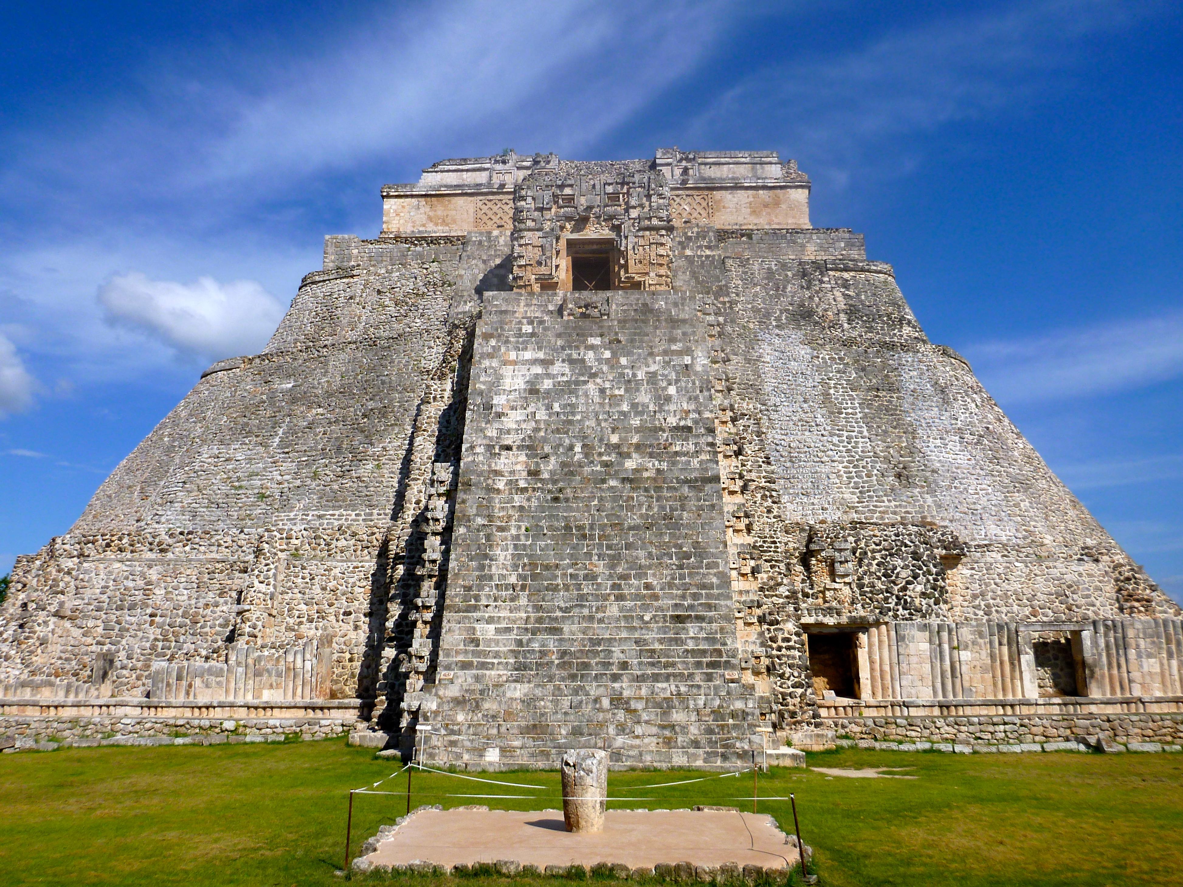Mayan Ruins of Uxmal | Dream! Go! Live!